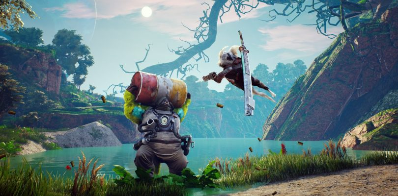 Biomutant Is Looking Better Than Ever In New Gamescom 2018 Trailer