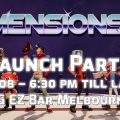 The Dimensions VS Launch Party Is Happening This Friday Night At GG EZ Bar