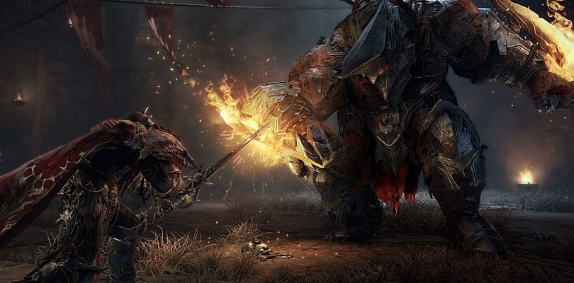 Lords of the Fallen Sequel Will Be An Entirely New Game By A New Developer