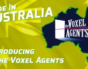 Made In Australia: Introducing The Voxel Agents