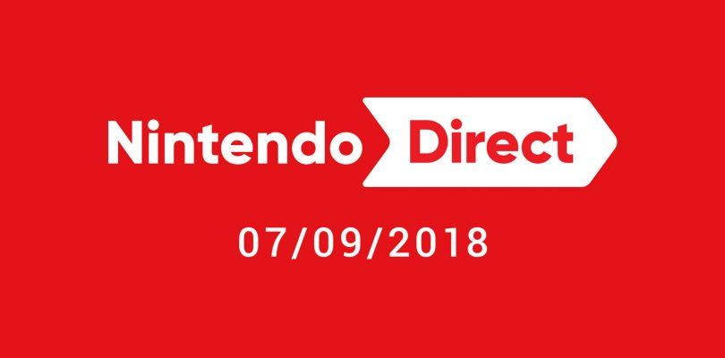 Nintendo Direct Presentation Airing September 7th