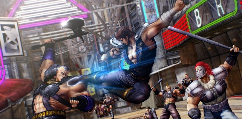 There's a Fist of the North Star Demo Available on PSN Right Now