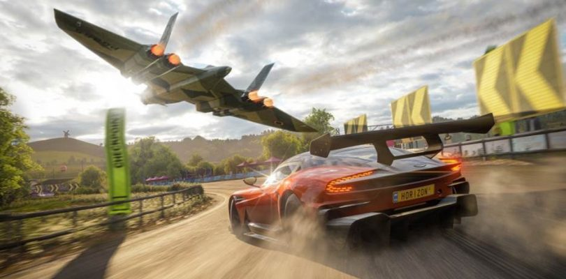 Forza Horizon 4 Demo Out Today As The Game Goes Gold
