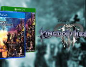 Stunning Cover Art for Kingdom Hearts III Revealed