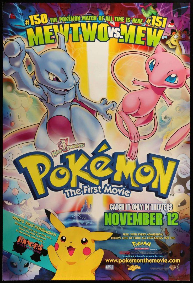pokemon movie poster wellplayed
