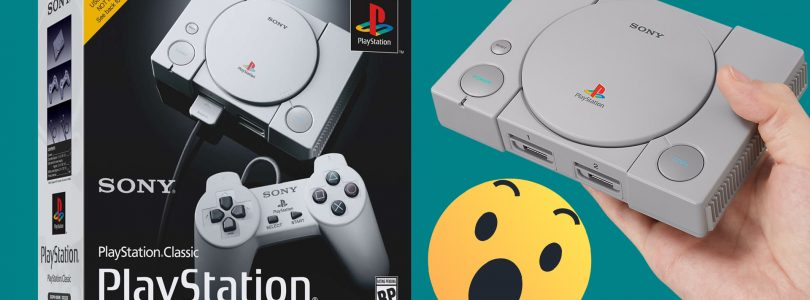 The Original Playstation Is Getting Its Own Official Mini Classic Console