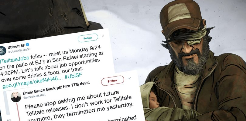 What's Next For Telltale Games' Projects and Its Former Developers?