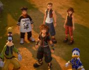 New Kingdom Hearts III Screenshots Show Off Twilight Town, Olympus