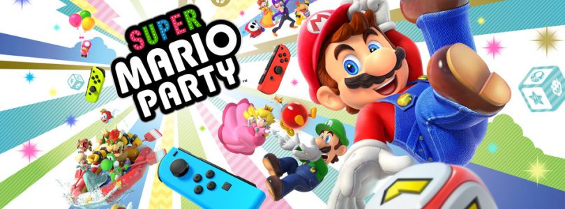 Super Mario Party Review
