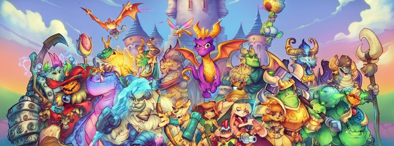 Dino Mines Looks Sizzling Hot in New Spyro: Reignited Trilogy Screens