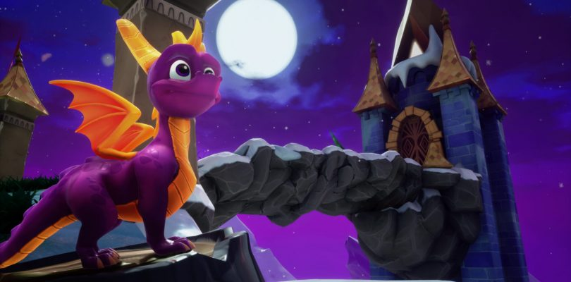 Spyro: Reignited Trilogy Launch Trailer Released Because Hot Damn It's Almost Here