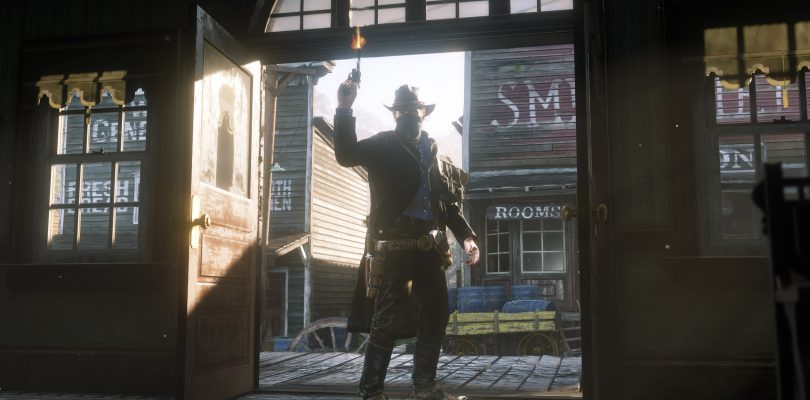 Red Dead Redemption 2 Official Gameplay Video Part 2 Out Now