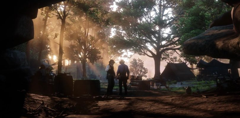 The Red Dead Redemption 2 Official Launch Trailer is Here