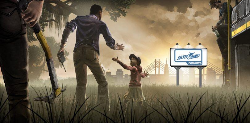 Telltale's The Walking Dead Saved by Original Comic Creator's Studio