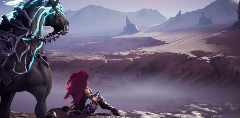 Darksiders III 'Horse With No Name Trailer' Drops, Horse Actually HAS a Name