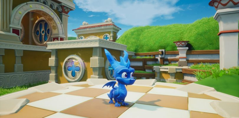 Original PSX Cheat Codes Still Work in Spyro Reignited Trilogy