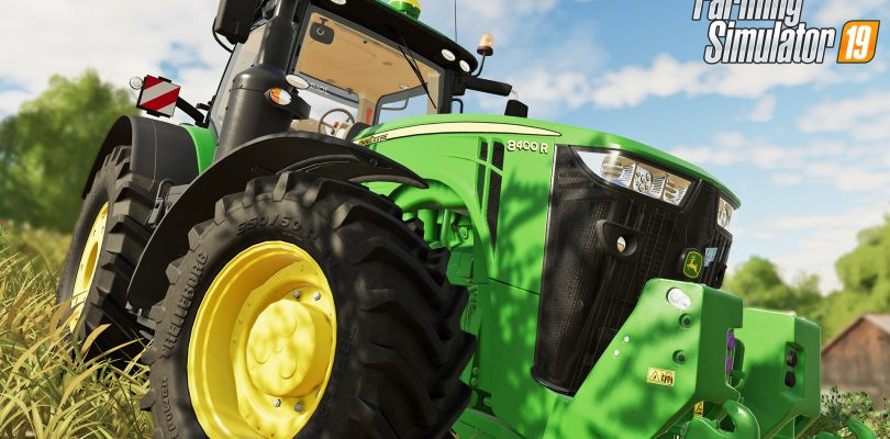 Australian Farmers Receive $50k Donation Thanks To Farming Simulator
