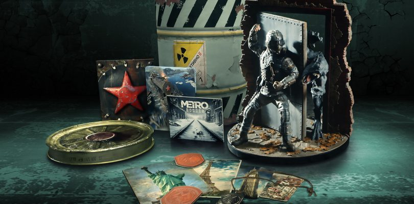 Spend All Your Rounds On The Metro Exodus Spartan Collector's Edition