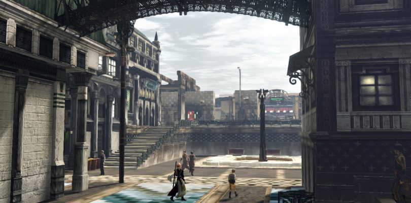 Final Fantasy XIII Trilogy Will Be Backwards Compatible On Xbox One Next Week