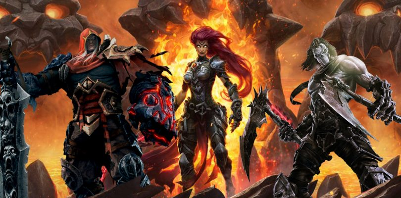 Darksiders Triple Pack Supercharged For Xbox One X