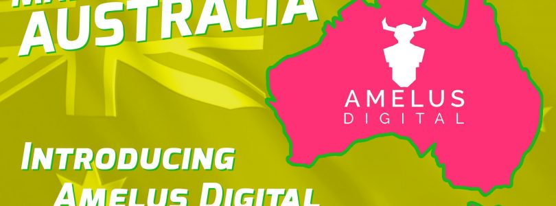 Made In Australia: Introducing Amelus Digital & HEART2GAME