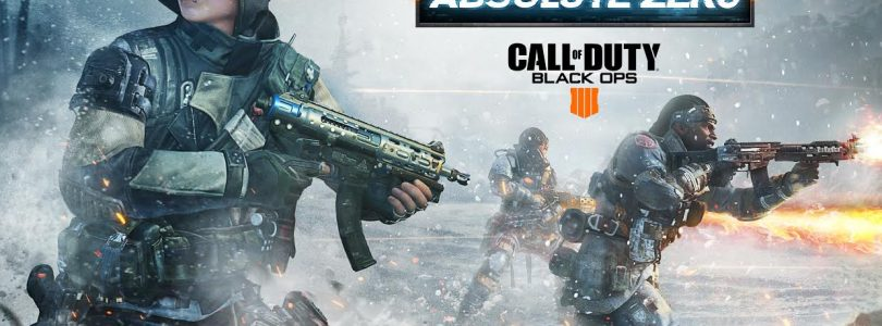 Black Ops 4: Operation Absolute Zero Has Dropped