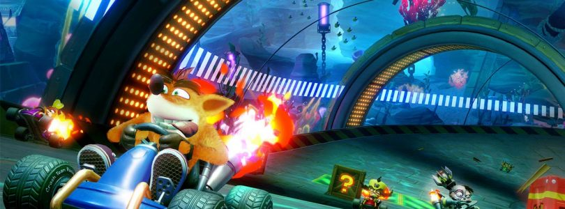 Crash Team Racing: Nitro Fueled Announced