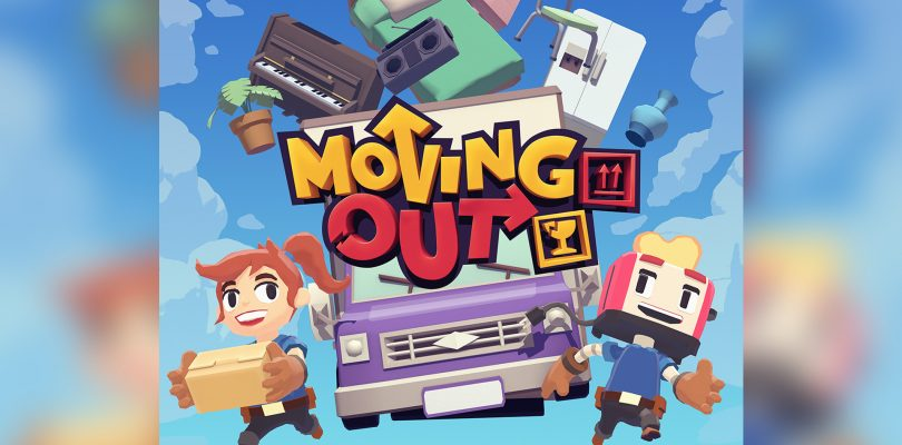 SMG Studio's New Game Moving Out Looks All Kinds Of Co-Op Awesomeness