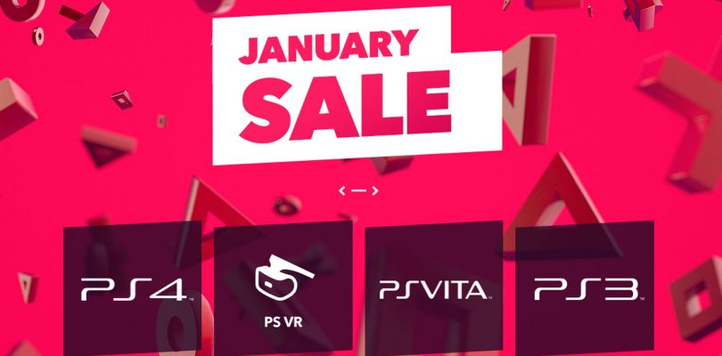 PlayStation's January PSN Sale Has Some Crazy Good Deals Available