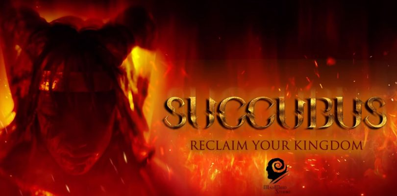 Agony Developer Announces Spin-Off Game Succubus
