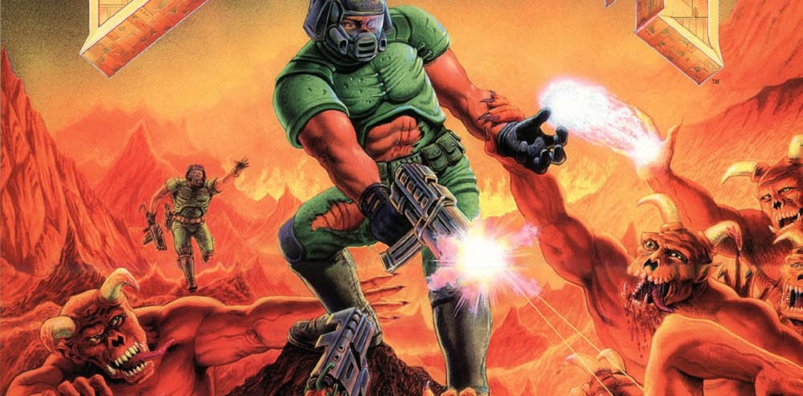 Doom' Is Getting 18 New Maps For Its 25th Anniversary