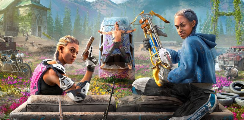 Ubisoft Announce Far Cry New Dawn; Releasing February 2019
