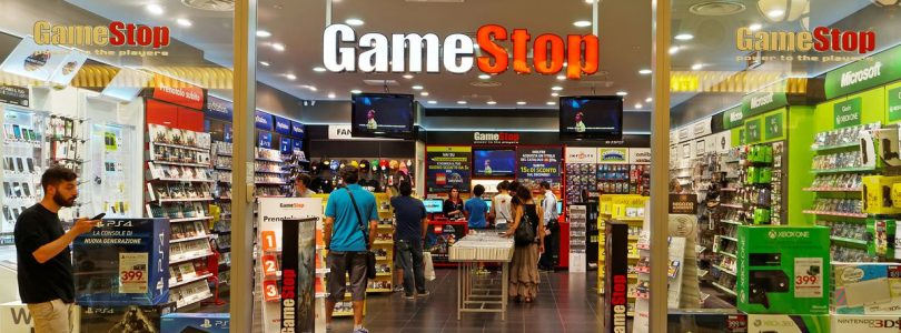 GameStop Reports A Half-Billion Dollar Loss From Last Quarter