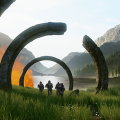 Halo: Infinite Details Emerge During A Mixer Stream
