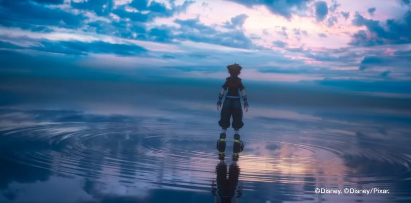 Kingdom Hearts III Opening Cinematic Released, Contains Dubstep