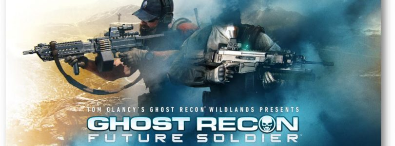 Rediscover The Awesome Ghost Recon: Future Soldier In Wildlands