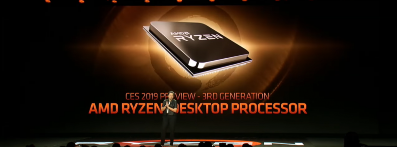 Everything Shown At AMD's CES 2019 Keynote