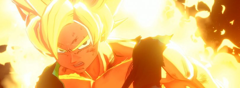 Dragon Ball Project Z Gets Announcement Trailer
