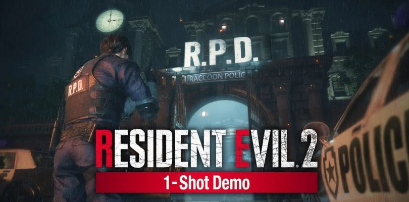 Resident Evil 2 '1-Shot Demo' Now Available
