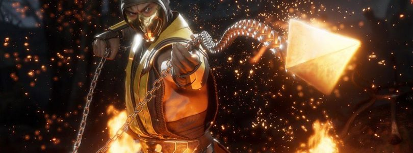 Feast Those Bloodthirsty Eyes On The Mortal Kombat 11 Reveal