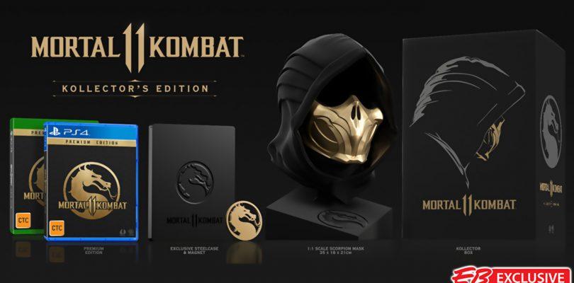Mortal Kombat 11 Has A $500 Kollectors Edition That I Can't Afford