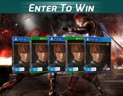 Win 1 of 5 Copies of Dead or Alive 6