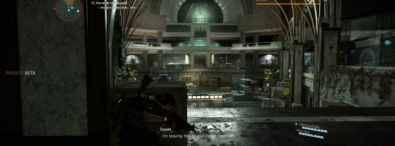 The Division 2 Beta Impressions – A Positive Step Forward, But Still The Same Game
