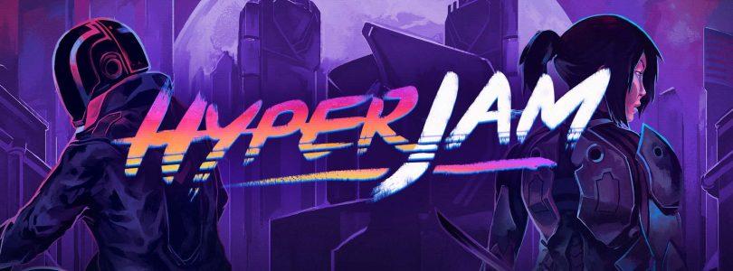 Hyper Jam Review
