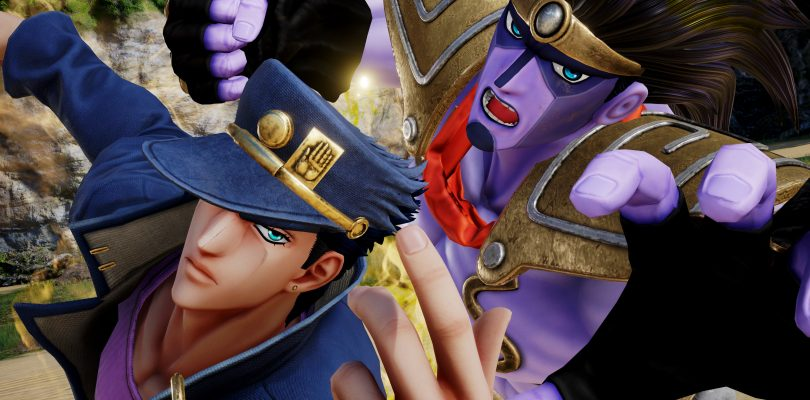 JoJo's (Officially) Confirmed For Jump Force With (Questionable) New Screenshots