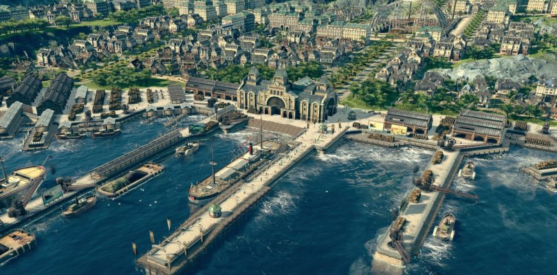 Anno 1800 Is Getting An Open Beta In April