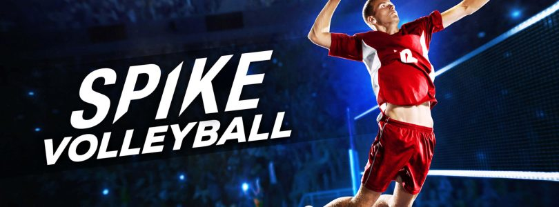 Spike Volleyball Review