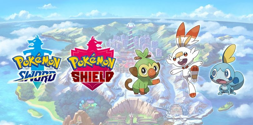 A Nintendo Direct Dedicated To Pokémon Sword And Shield Is Coming Next Week