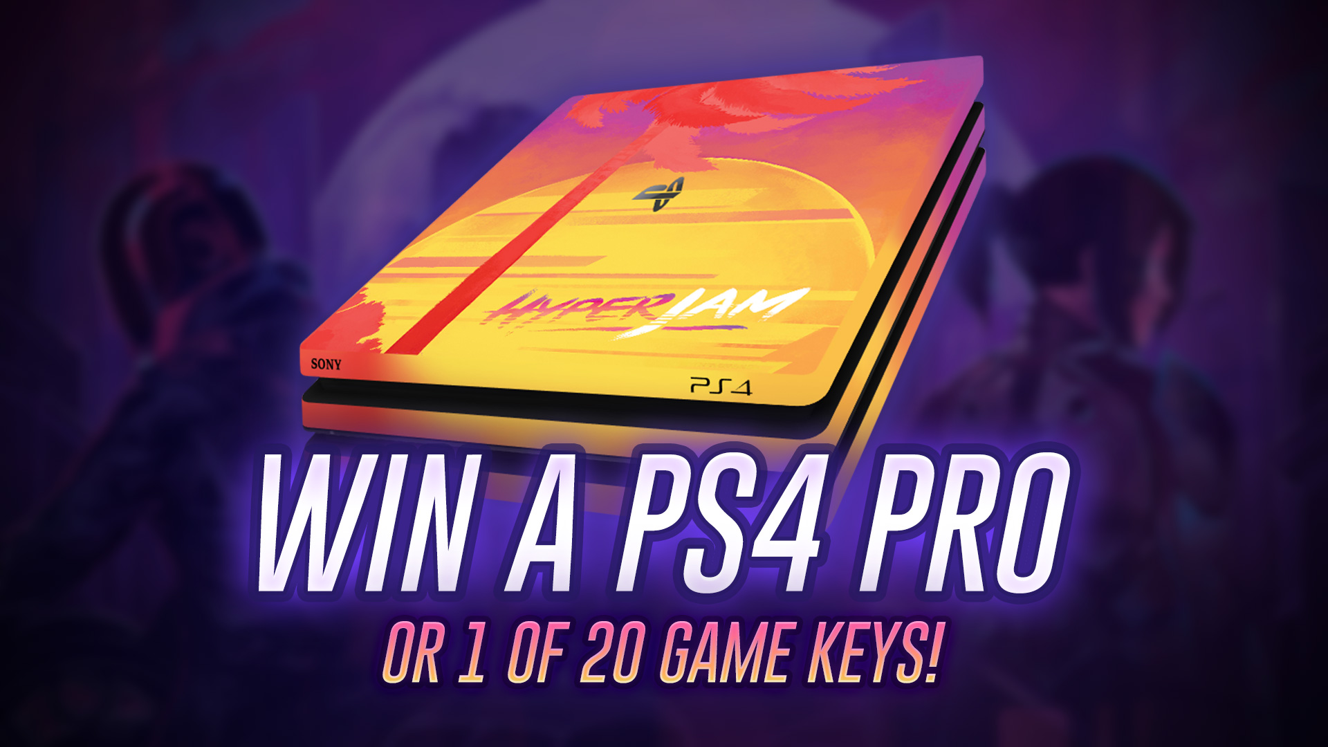 Win A Themed PS4 Pro Thanks To Bit Dragon and Hyper Jam