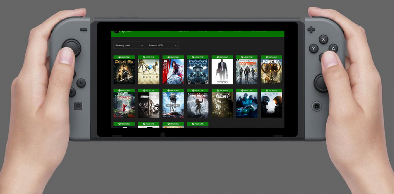 Xbox Game Pass Is Probably Coming To The Switch